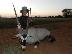 Twiga's first African Safari