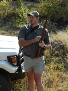 Our Professional Hunter (PH)