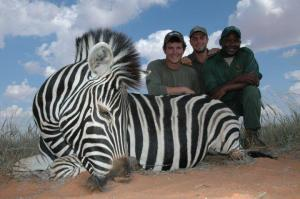 jacques and zebra